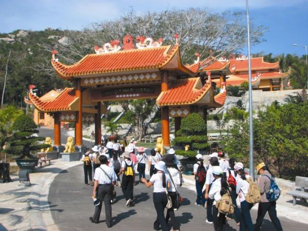 Khu di tích lịch sử núi Minh Đạm