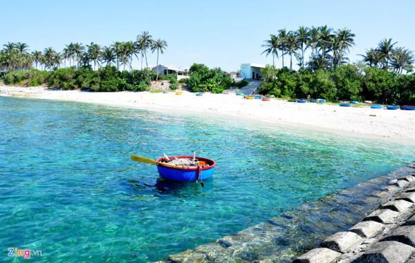Đảo Bé thiên đường nhỏ của huyện đảo Lý Sơn