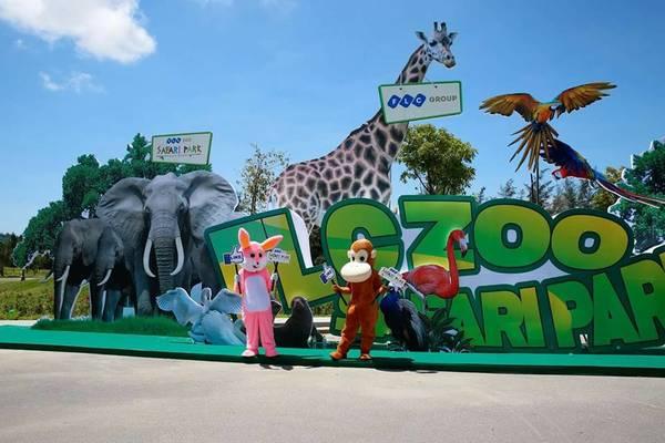 FLC Zoo Safari Park: Công viên động vật hoang dã hot nhất Quy Nhơn hè này