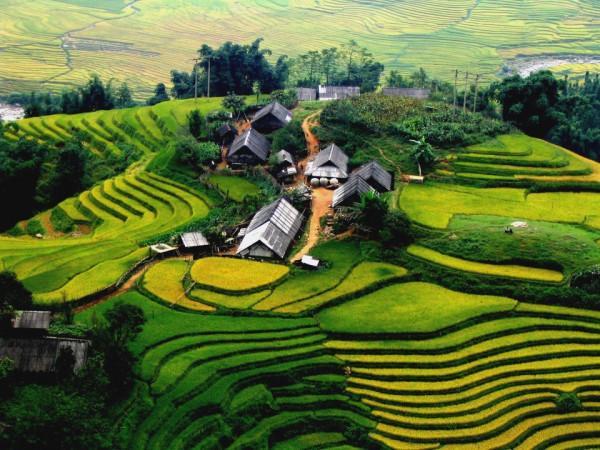Vé máy bay đi Hà Nội chiêm ngưỡng vẻ đẹp Lào Cai