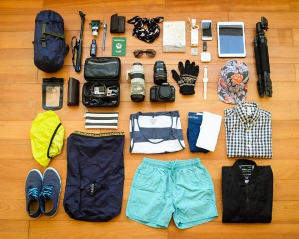 Những vật dụng cần thiết cho chuyến du lịch của bạn