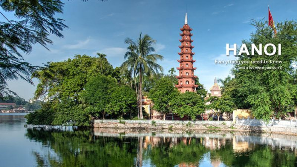 Vé máy bay giá rẻ khám phá điểm du lịch gần Hà Nội