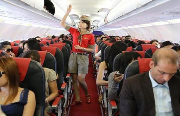 Những lưu ý về sức khỏe khi di chuyển bằng máy bay