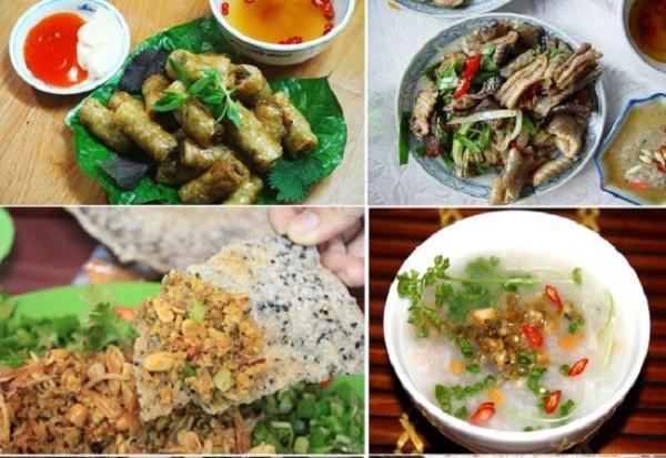 Ẩm Thực Quảng Bình có gì mà hấp dẫn đến vậy?