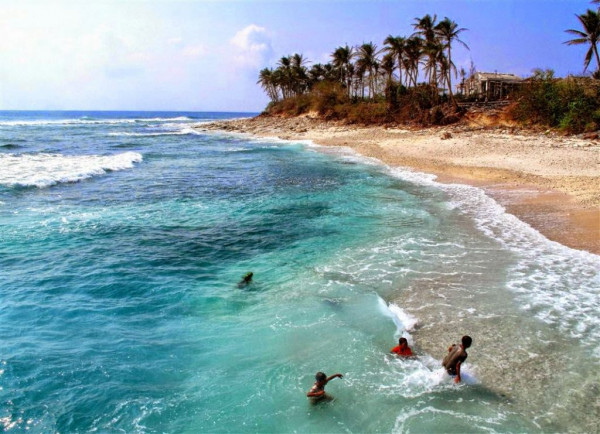 Biển Dung Quất