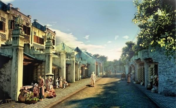Vé máy bay đi Hà Nội - nơi lưu giữ nét đẹp phố cổ xưa