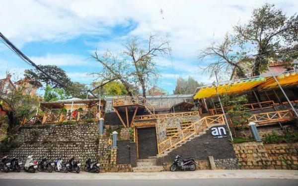 Đà Lạt nơi tọa lạc của những cafeshop siêu xinh