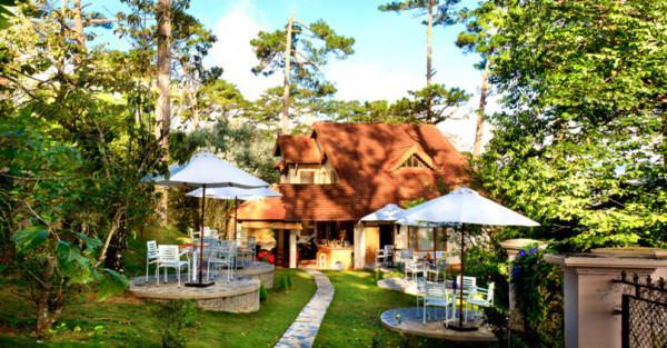 Zen cafe & villa