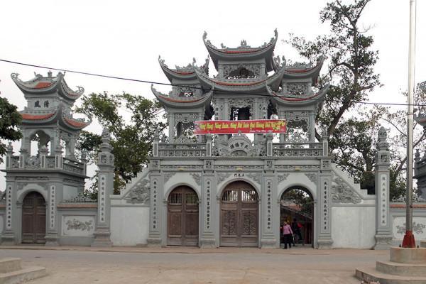 Di sản văn hóa phi vật thể đền Tiên La