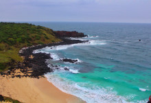 Vé máy bay giá rẻ khám phá vẻ đẹp của biển đảo Phú Quý