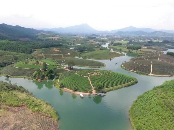 Những điểm đến không thể bỏ qua với mảnh đất Nghệ An