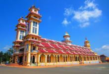 Khám phá vẻ đẹp ngây ngất của Tây Ninh