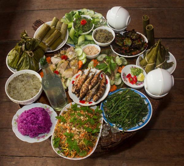 Ẩm Thực Truyền Thống Của Người Thái