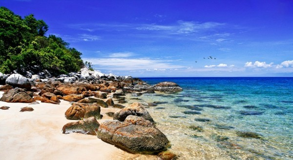 Khám phá những bãi biển hoang sơ tại Cù Lao Chàm