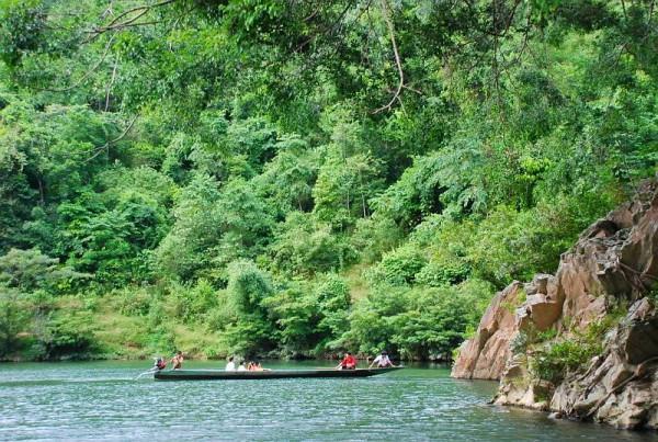 Đến Nghệ An thì đừng bỏ qua Vườn Quốc gia Pù Mát bạn nhé!