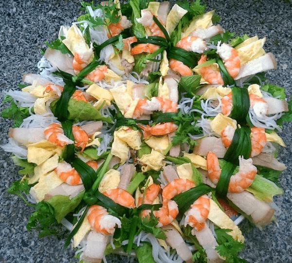 Tôm Cuốn Món Ăn Truyền Thống Thừa Lâm