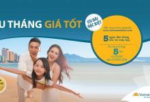 Đầu tháng giá tốt chốt vé vi vu cùng Vietnam Airlines