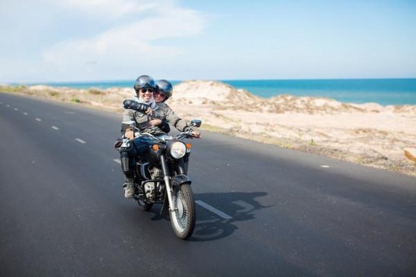 Đường ven biển ra Long Hải1