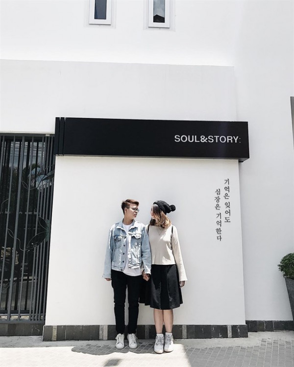 Bức tường Soul & Story