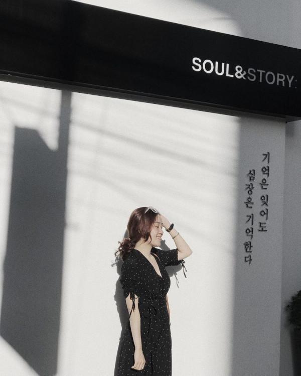Bức tường Soul & Story1