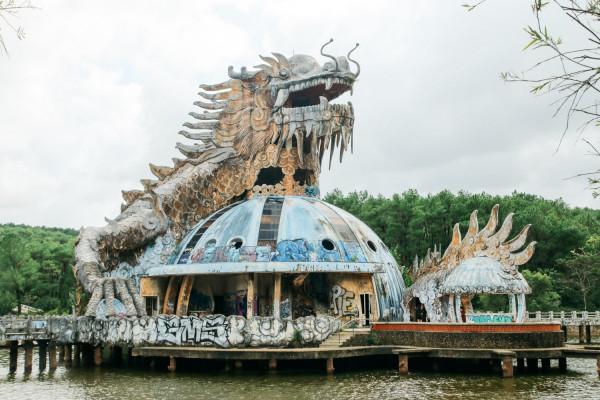 Công viên Hồ Thủy Tiên1