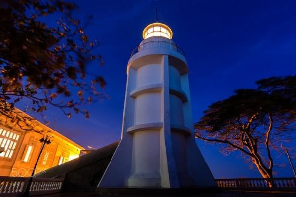 Ngắm Nhìn Quang Cảnh Về Đêm Ở Hải Đăng Vũng Tàu