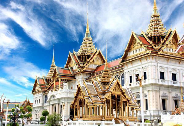 Hoàng cung Thái Lan1