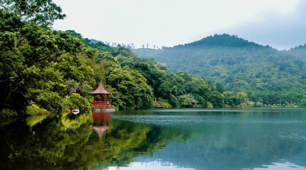Khu du lịch sinh thái Ao Vua Xanh – Ba Vì