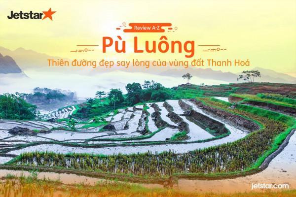 Pù Luông - Thiên đường của vùng đất Thanh Hoá