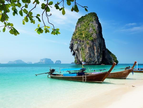 Bãi biển Phra Nang, Krabi
