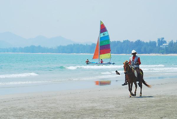 Biển Hua Hin1