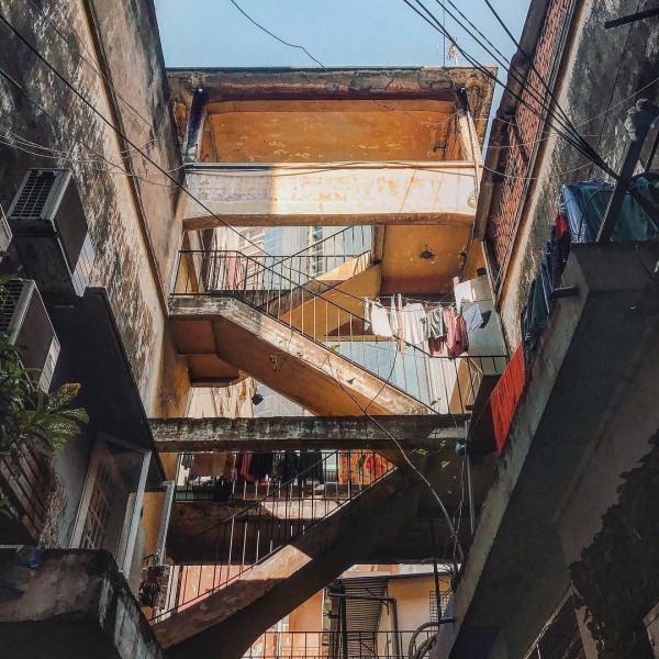 Chung cư Tôn Thất Đạm - Sài Gòn