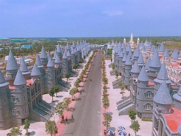 Disneyland miền Tây