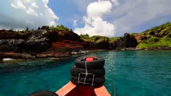 Hòn Tranh Đảo Phú Quý Đẹp Thơ Mộng