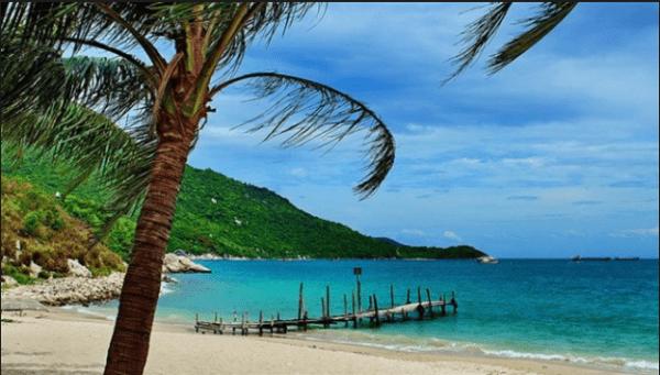 Khu du lịch biển Khai Long
