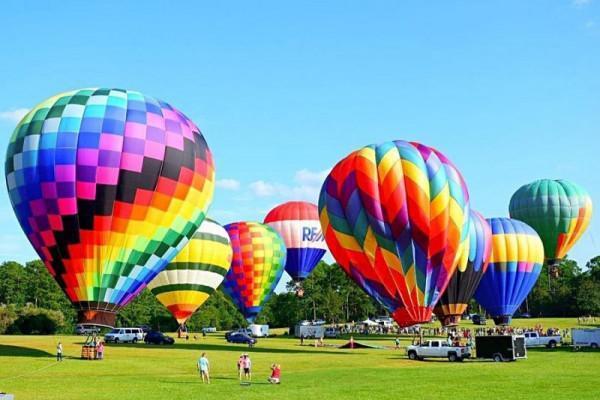 Lễ hội Khinh khí cầu Quốc tế Đà Nẵng