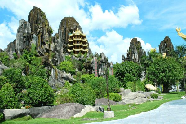 Ngũ Hành Sơn - Đà Nẵng.