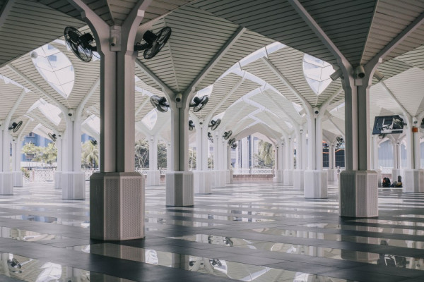 Thánh đường Hồi giáo3
