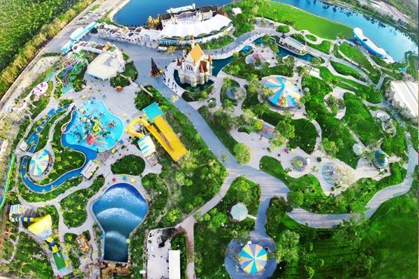 Thế giới giải trí  Vinpearl Land Phú Quốc