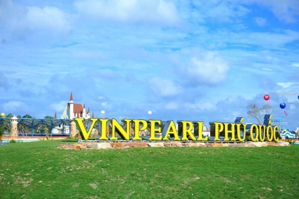 Thế giới giải trí  Vinpearl Land Phú Quốc1