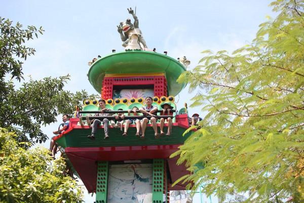 Thiên đường Bảo Sơn 12