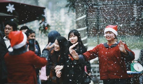 Vui Cùng Ông Già Noel – Lễ Hội Mùa Đông Sapa