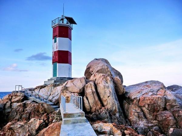 """Hải Đăng Gềnh Đèn là một địa điểm vô cùng thích hợp để """"sống ảo"""""""