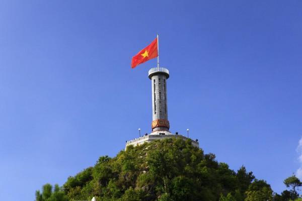 Cột cờ Lũng Cú2