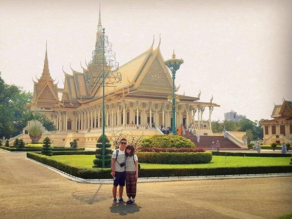 Cung điện Hoàng gia Campuchia1