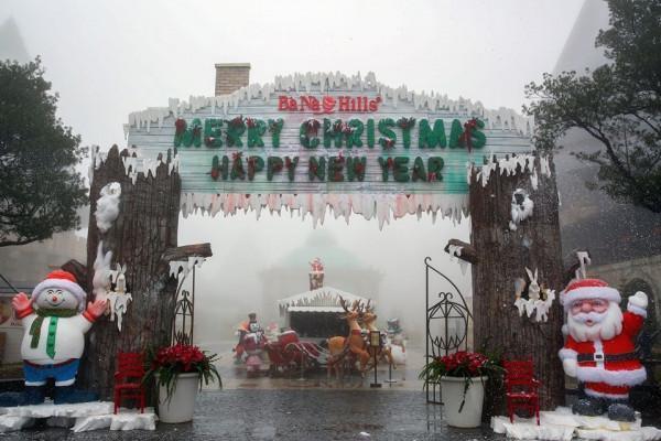 Lễ hội mùa đông 2018