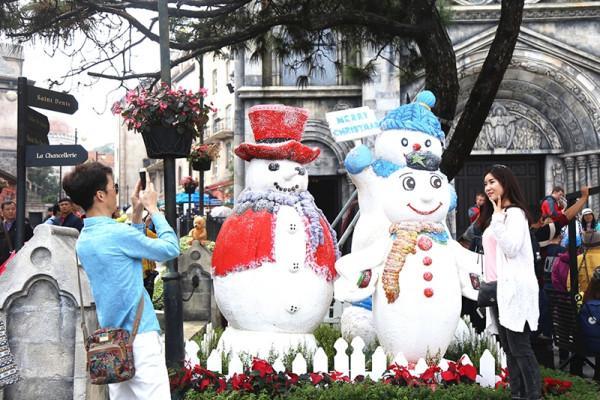 Lễ hội mùa đông 20181