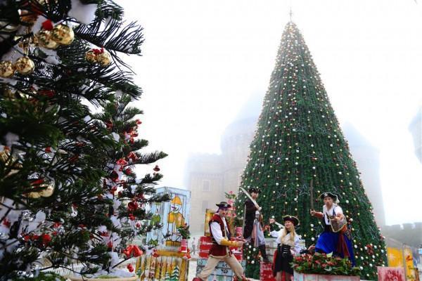 Lễ hội mùa đông 20186