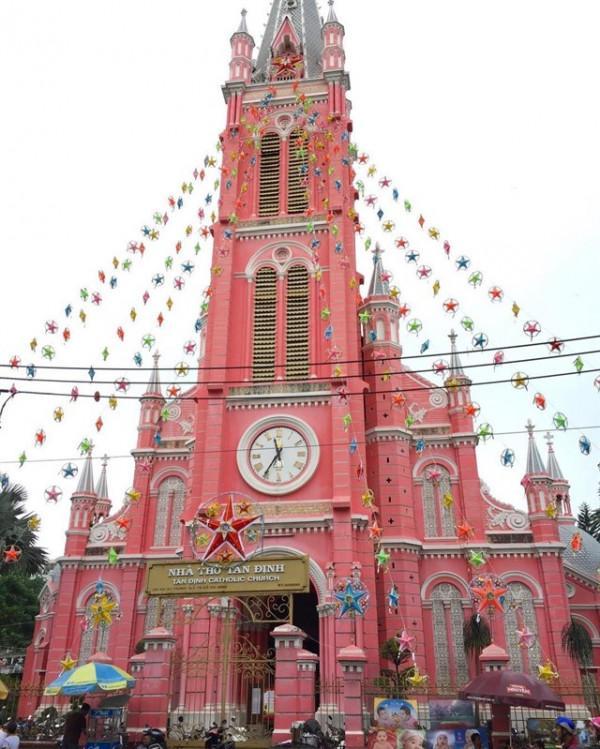Nhà thờ Tân Định NOEL