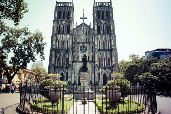 Nhà thờ lớn Hà Nội2